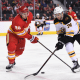 Image: NHL: Boston Bruins at Calgary Flames