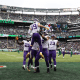 Image: Adam Thielen celebrates a touchdown vs. the New York Jets