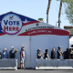 Image: Early Votes Begins In Nevada Ahead Of 2020 Election