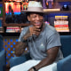 """D.L. Hughley appears on Bravo's \""""Watch What Happens Live with Andy Cohen\"""" on July 15, 2018."""
