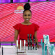 Delina Medhin on broadcast sharing Glamour Guide lash tips