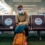 Image: Nation's Airports Brace For Thanksgiving Travel, As CDC Recommends Not To Travel Amid Coronavirus Pandemic