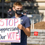 Image: Protesters Rally Against Georgia Voting Bill HB531
