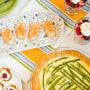 Make-Ahead Mother's Day Menu and Recipes: Lemon Ricotta Panckae Blini; Asparagus Frittata; Smoked Salmon Toasts; Mixed Berry Parfaits
