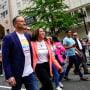 Image: Vice President Kamala Harris participates in an LGBTQ + Pride event in Washington