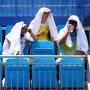 Image: Tennis - Women's Singles - Round 1