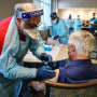 Florida Nursing Home Residents Receive 2nd COVID-19 Vaccination