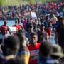 Image: Haiti migrants