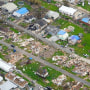 Image: The remains of destroyed homes in the aftermath of Hurricane Ida in Lafitte, La., on Sept. 6, 2021.