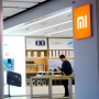 The Xiaomi logo is seen at a Xiaomi shop, in Shanghai