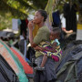 Image: COLOMBIA-HAITI-US-MIGRATION