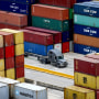Operations At The Port Of Houston Ahead Of Trade Balance Figures