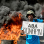 HAITI-POLTICS-RIGHTS-PROTEST