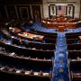La Cámara de Representantes del Congreso, en una imagen tomada en enero de 2021.