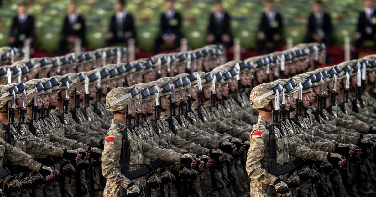 Are Chinese Troops Massing At The North Korean Border Nbc News