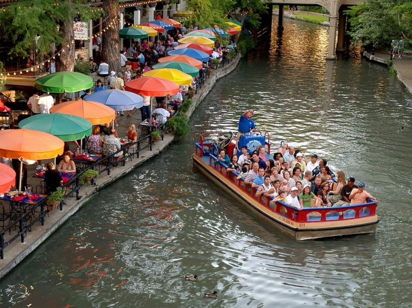 Image: San Antonio River Walk