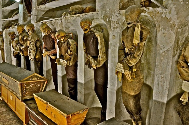 Image: Capuchin Catacombs, Sicily