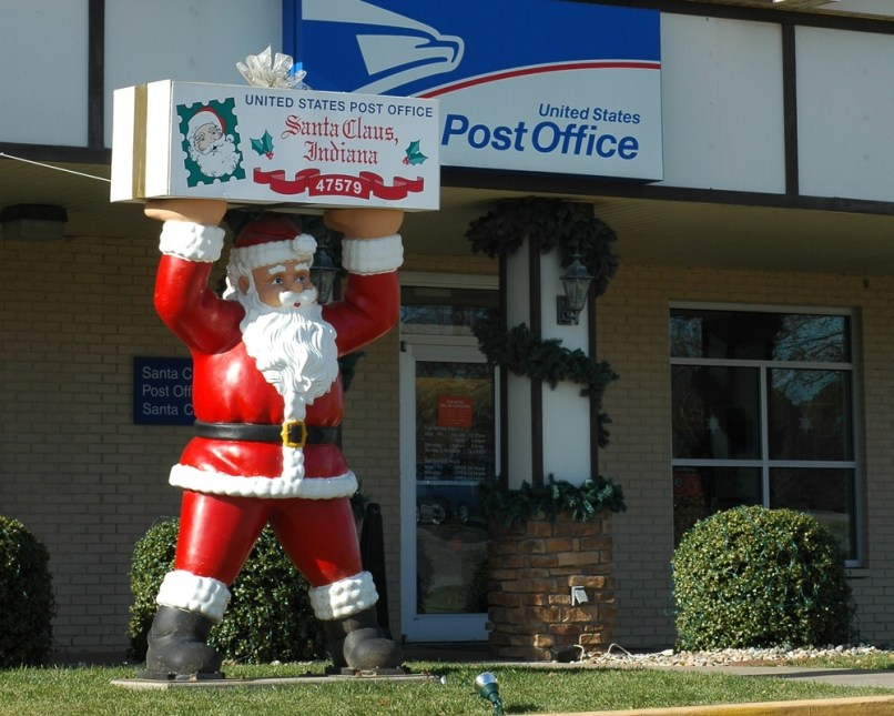 Image: Santa Claus Post Office