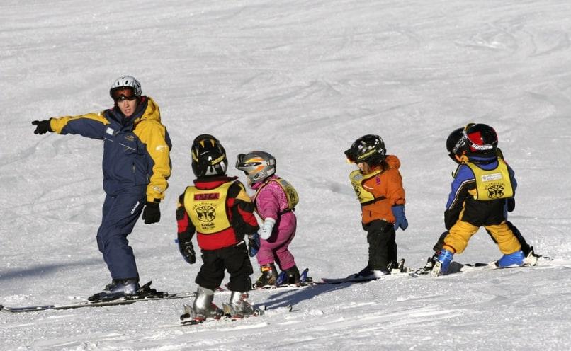 Image: ski school