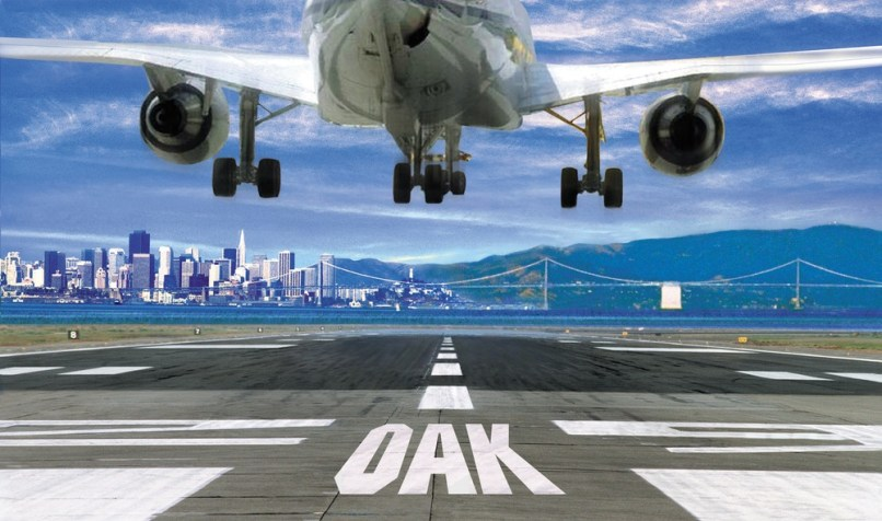 Image: Oakland International Airport