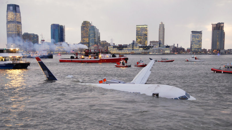 Image: 'Miracle on the Hudson'