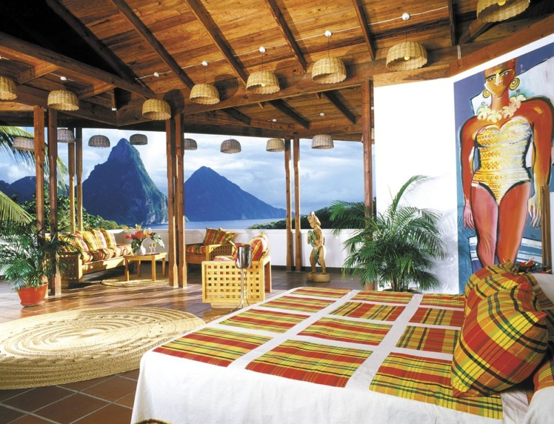 Best resorts in the caribbean travel destination for Caribbean decor