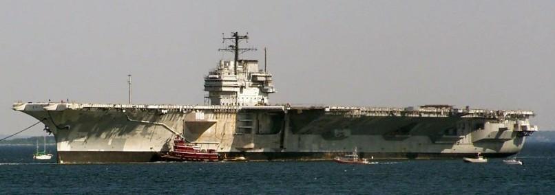 Image: USS Forrestal