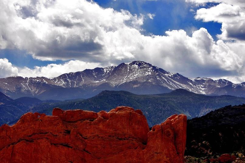 Image: Pikes Peak