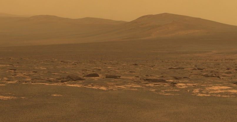 Image: Endeavour Crater