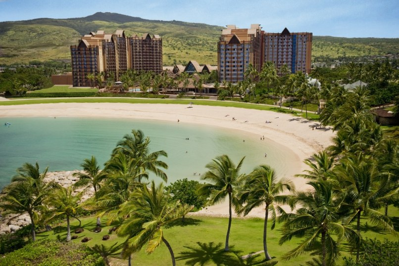Breaks The Mold With Aulani Resort