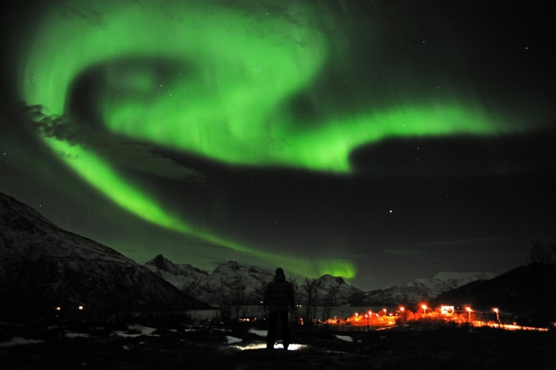 Image: Northern lights