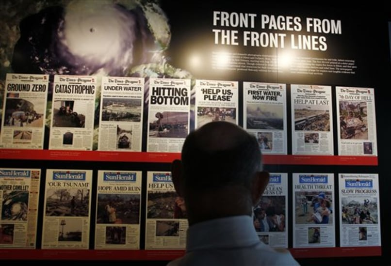 Image: Newseum in Washington, D.C.