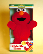 Tyco's Tickle Me Elmo doll, popular toy