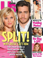 Image: Jake and Reese split, Us Weekly cover