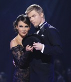Image: Jennifer Grey, Derek Hough