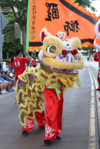 Image: Oahu Chinese New Year