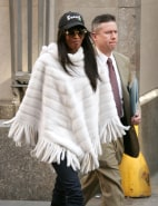 Image: Naomi Campbell arrested In New York City