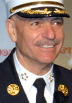 Image: New York City Fire Commissioner Salvatore Cassano