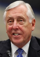 Image: House Majority Leader Steny Hoyer, D-Md.