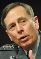 Image: US Army Gen. David Petraeus, Comm
