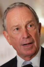 Image: New York Mayor Michael R. Bloomberg