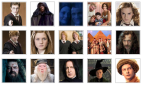 "Image: ""Harry Potter"" cast of characters"