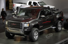 Image: GMC Sierra All Terrain HD Concept