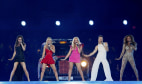 Image: The Spice Girls perform during the closing ceremony of the London 2012 Olympic Games