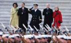 Barack Obama,  Michelle OBama, oe Biden, Jill Biden