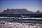 Image: A general view of the Table Mountain and