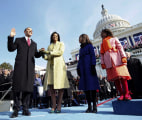 USA presidential inauguration