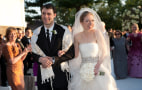 Image: Chelsea Clinton Marries Marc Mezvinsky In Rhinebeck, New York