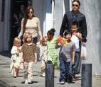 Image: Jolie-Pitt family