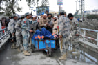 Image: AFGHANISTAN-PAKISTAN-BORDER